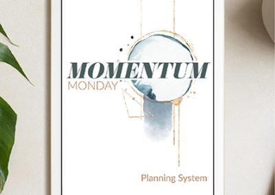 Momentum Monday Planning System